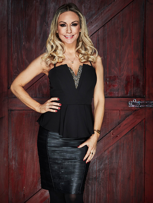 Celebrity Big Brother official pictures: Kristina Rihanoff