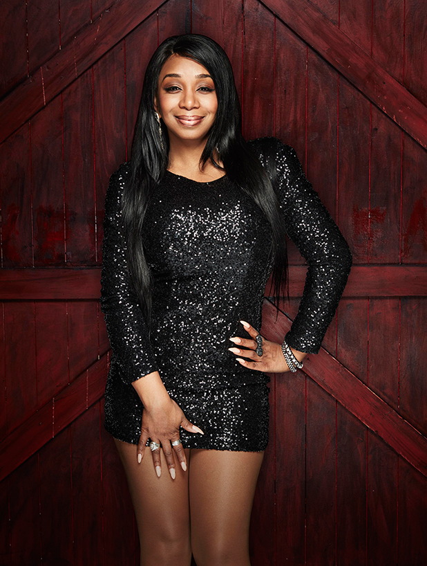 Celebrity Big Brother official pictures: Tiffany Pollard