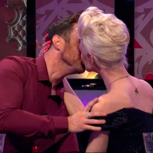 Rylan Clark makes Chloe Jasmine and Stevi kiss on CBB BOTS 6 January 2016