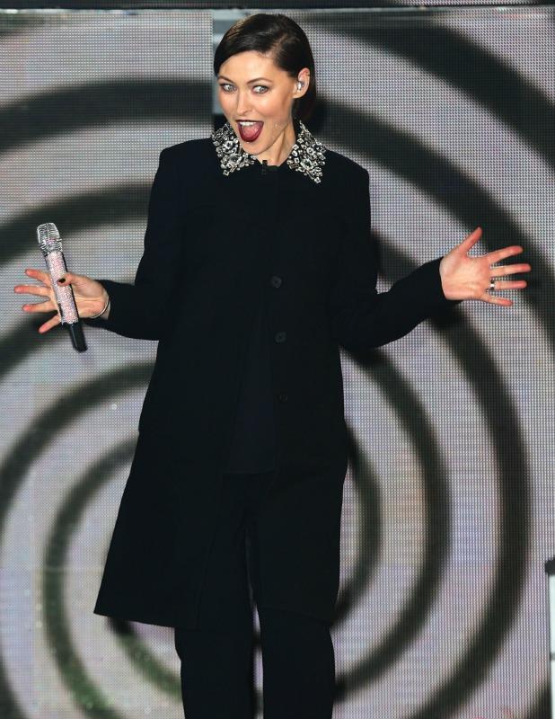 Celebrities arrive at 'Celebrity Big Brother' launch night at Elstree Studios Emma Willis