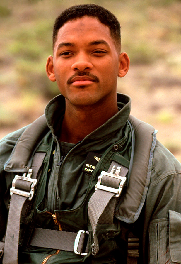 Will Smith in INDEPENDENCE DAY - 1996 1996