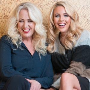 Lydia Bright and Debbie Douglas, Zumba DVD photocall 15 January