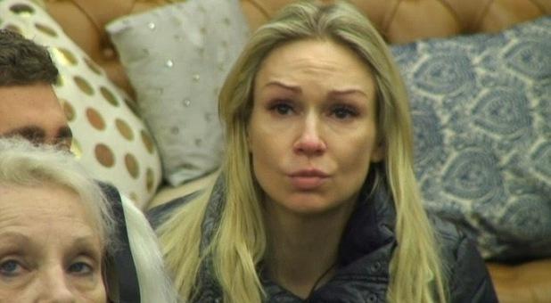 Day 7: Kristina Rihanoff threatens to walk from CBB house if Tiffany Pollard stays 12 January