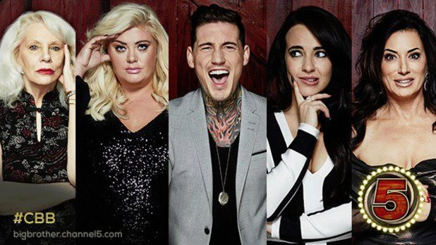 CBB nominations: Angie, Gemma, Jeremy, Stephanie and Nancy face public vote. 12 January 2016.