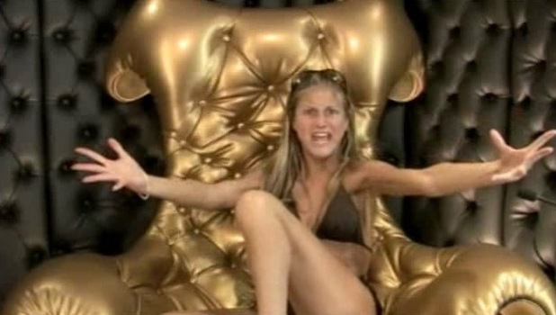 """Big Brother: Nikki Grahame's epic """"Who is she?"""" Diary Room rant. 2006."""