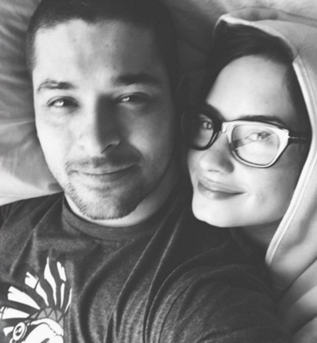 Demi Lovato and Wilmer Valderrama celebrate six year anniversary 10 January