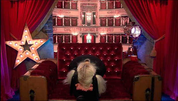 CBB: Angie Bowie cries after being told about ex-husband David Bowie's death 11 January 2016