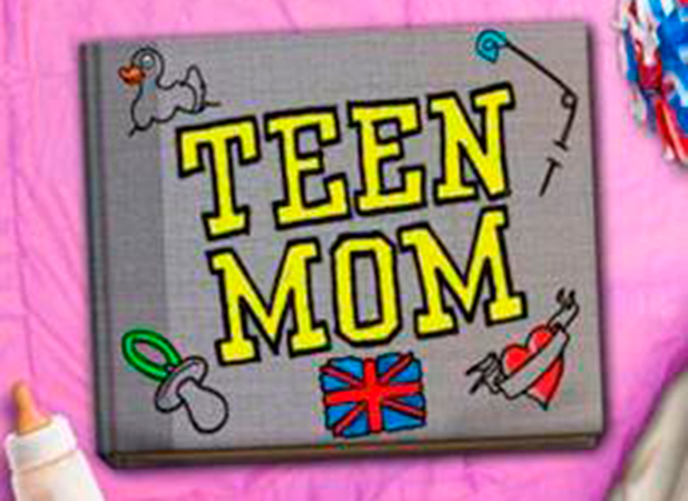 Teen Mom logo