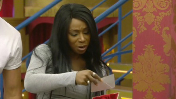 CBB: Tiffany Pollard finds out she's immune from next nominations