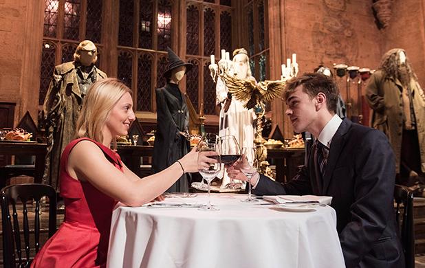 Warner Bros. Studio Tour London to host romantic dinner on the iconic set of Harry Potter