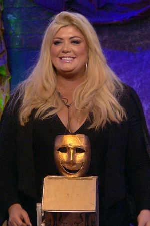 Stephanis Davis and Gemma Collins, CBB Jan 2016.