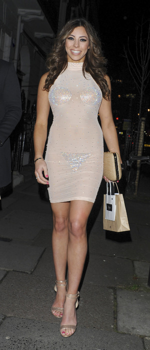 Pascal Craymer at Rachel Christie's Going For Gold Magazine launch party in London, 20th January 2016