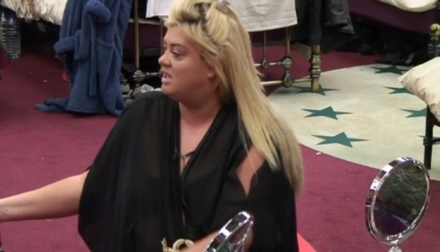 Gemma Collins rants about her housemates, CBB 19 January