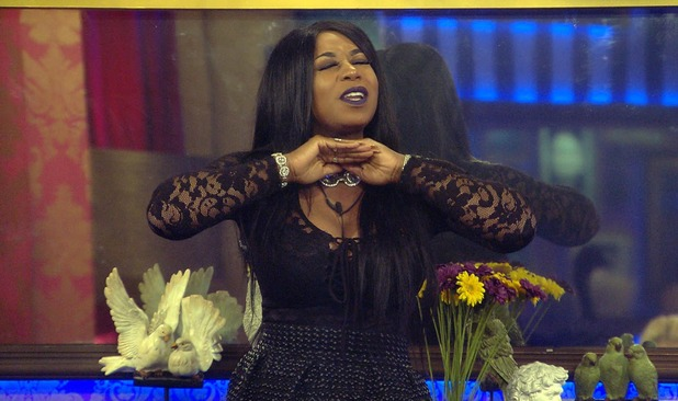 CBB: Tiffany Pollard during nominations. 20 January 2016.