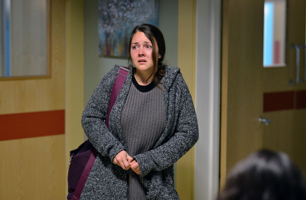 EastEnders, Stacey goes to hospital, Thu 21 Jan