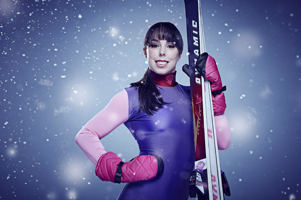 The Jump - 2016 - series 3: Beth Tweddle.