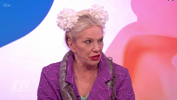 Angie Bowie opens up about her time on 'Celebrity Big Brother' and discusses the death of her former husband David Bowie, on 'Loose Women'. Broadcast on ITV1 HD. 22 January 2016