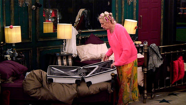 CBB Day 13:  Angie wants to leave again