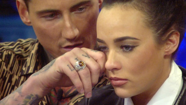 CBB day 15: Jeremy McConnell and Stephanie Davis
