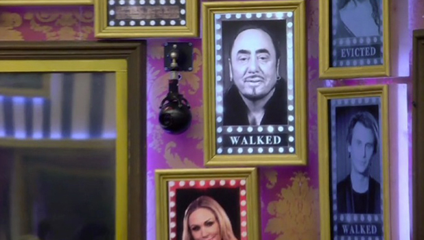 CBB: Housemates learn that David Gest has left the show on medical grounds Day 13