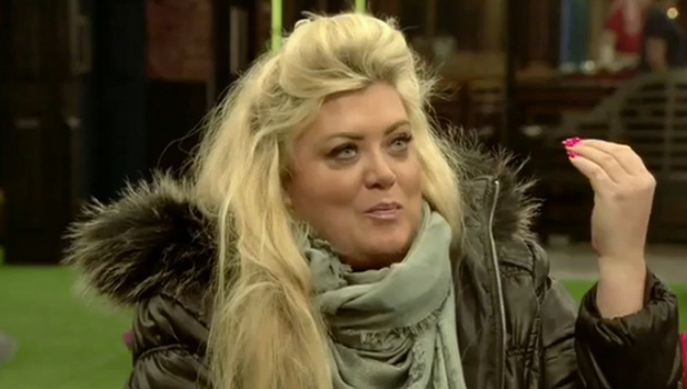 CBB: Stephanie apologises to Gemma for insults during row over Jeremy kiss.