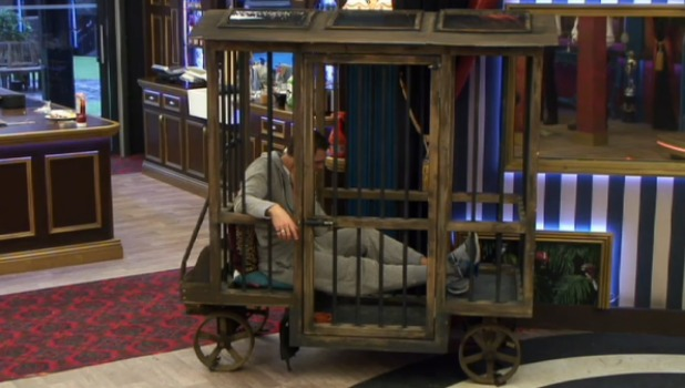 CBB Day 16: John and Gemma get sent to jail by the public - but Gemma refuses to go