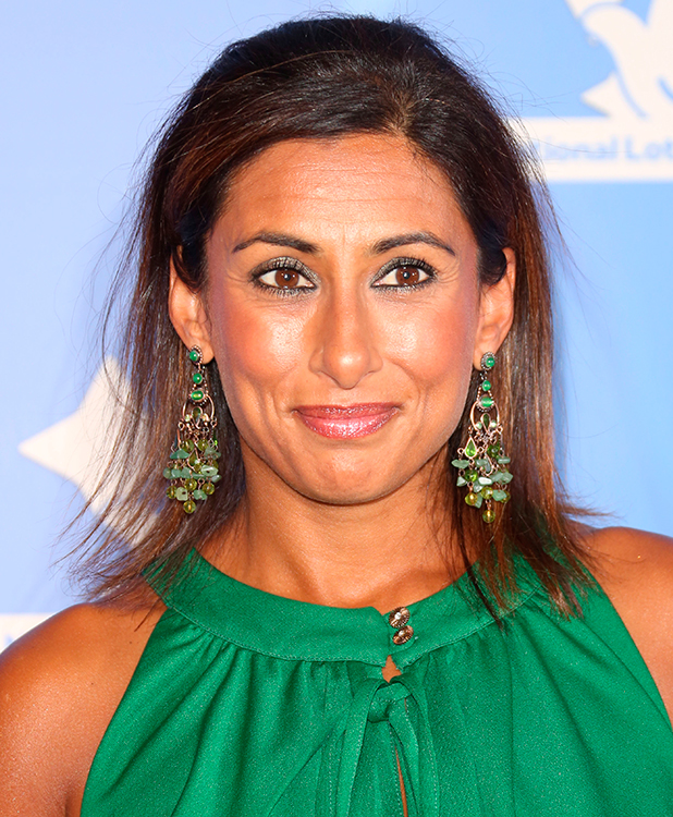 The National Lottery Awards 2015 held at the London Studio Saira Khan