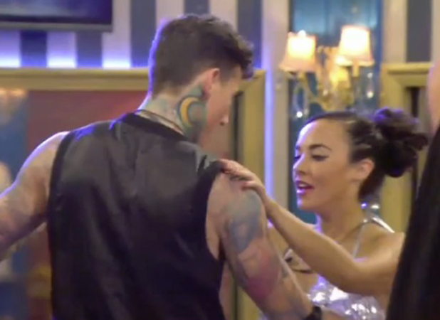 CBB Day 14: Kristina chooses Stephanie and Jeremy as the best dancers after a tango competition