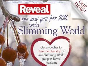 Slimming World issue 04 2016 booklet out now poster
