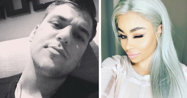 Blac Chyna is reportedly dating Rob Kardashian, January 2016
