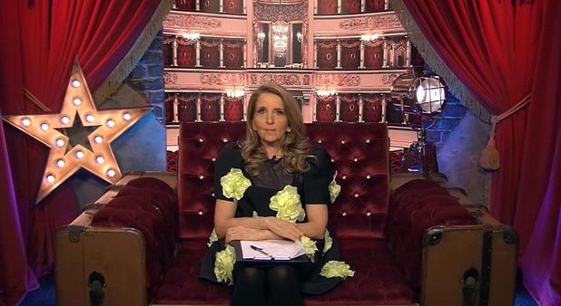 CBB - day 22: Gillian McKeith in the Diary Room. 27 January 2016.