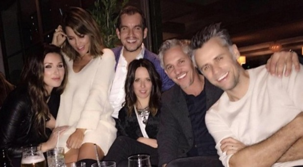 Danielle Bux and Gary Lineker reunite in LA after divorce 27 January