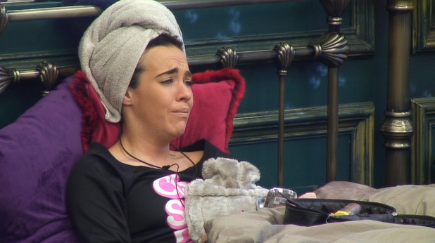 CBB - day 21: Stephanie upset following Jermey fallout.
