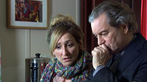 Emmerdale, Laurel wants to terminate the pregnancy, Wed 27 Jan
