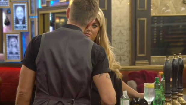 CBB Day 22: Darren tells Gemma he wouldn't miss John