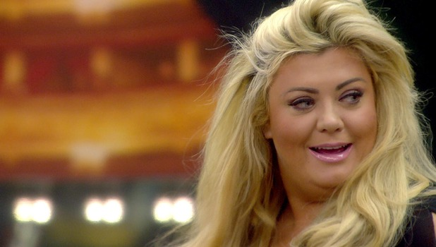 CBB - Gemma Collins in the house. 26 January 2016.