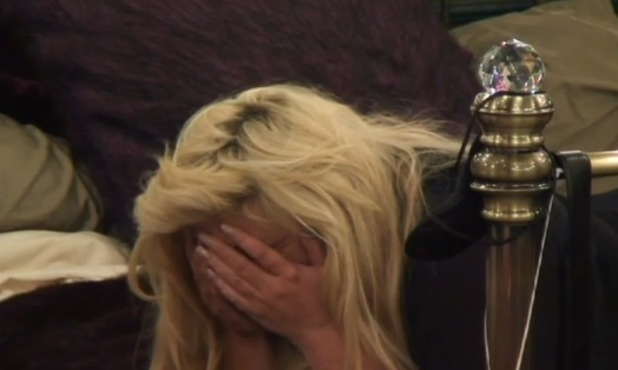 Gemma Collins flirts with Jeremy McConnell, CBB 28 January