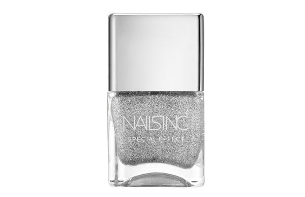 Nails Inc nail polish in Electric Avenue £15, 25th January 2016
