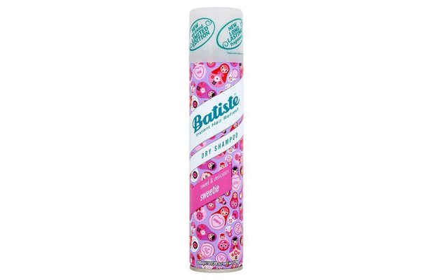 Batiste Sweetie Dry Shampoo £3.29, 26th January 2016