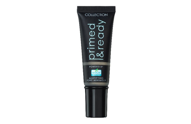 COLLECTION Primed & Ready primer £4.99, 26th January 2016