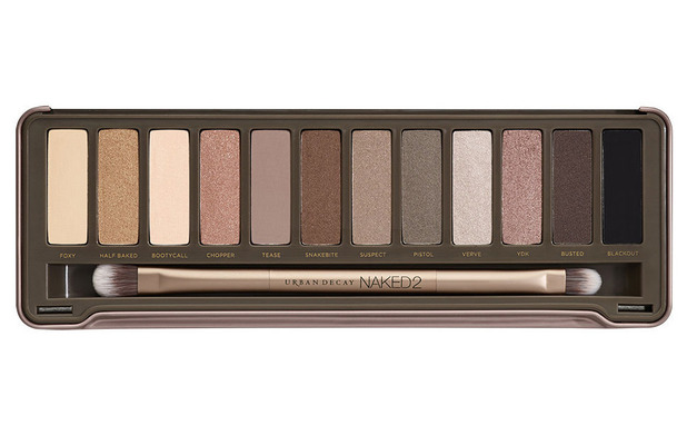 Urban Decay Naked 2 Palette £38, 27th January 2016