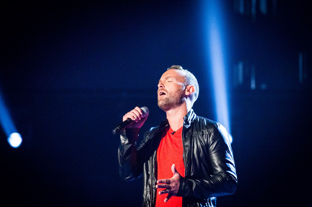 The Voice UK, Kevin Simm auditions, Sat 30 Jan