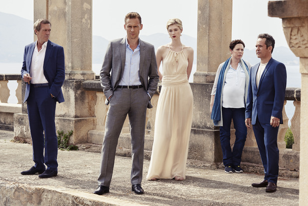 BBC One drama, The Night Manager. January 2016.
