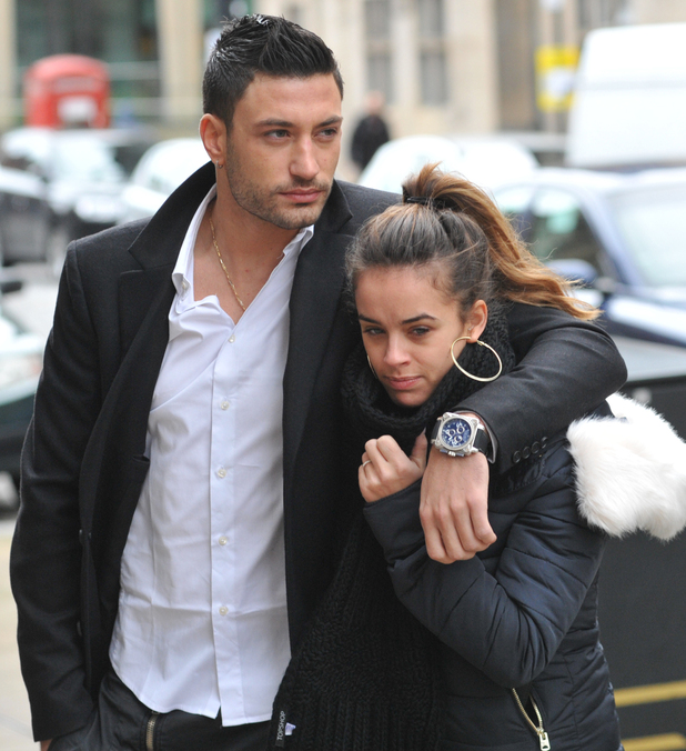 Giovanni Pernice and Georgia May Foote out in Sheffield 27 January