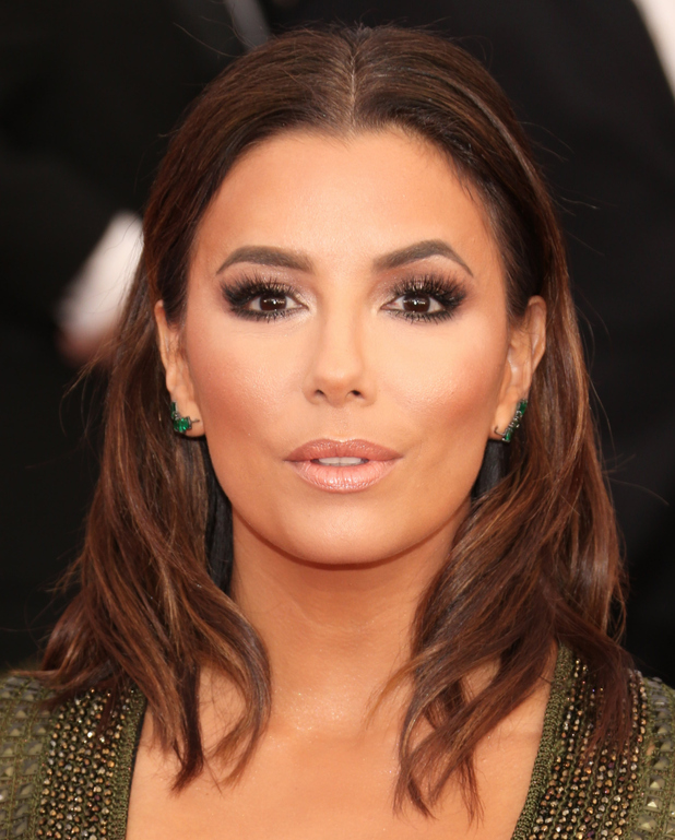 Eva Longoria attends the 22nd Annual Screen Actors Guild Awards at The Shrine Auditorium on January 30, 2016 in Los Angeles, California
