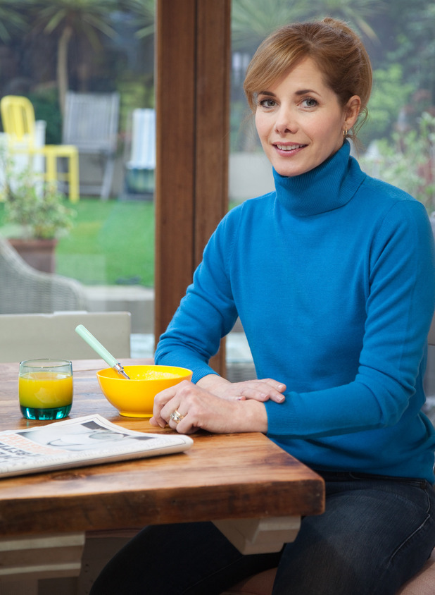 Darcey Bussell has joined forces with Quaker Oats to empower Great Britain to #SuperStart the day. 22 January 2016.