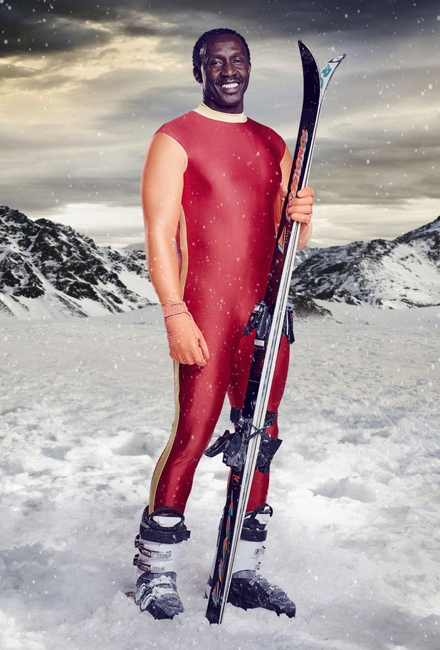The Jump - 2016 - series 3: Linford Christie.