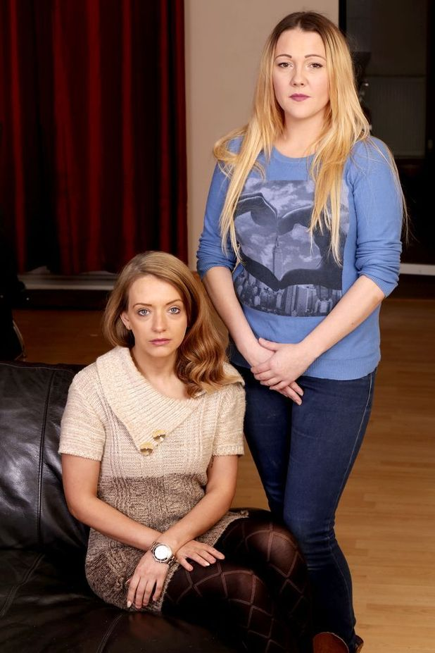 Kathryn Milburn and Laura Reilly were shot at an Ann Summers party