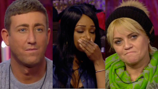 CBB Day 20: Christopher, Danniella and Tiffany banned from masquerade ball