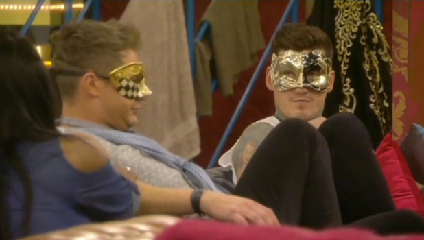 CBB Day 20: Tiffany kisses Scotty T and Jeremy as part of truth or dare game